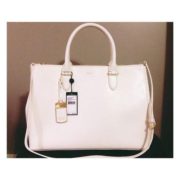 c9c0d8b14495 ... low price tags attached ralph lauren handbag 56589 eaa1f