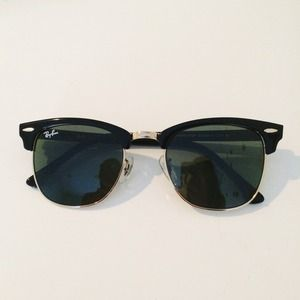 Ray-Ban Accessories - Ray-Ban Clubmaster Classic Sunglasses