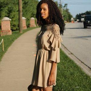Chic Cutout Dress