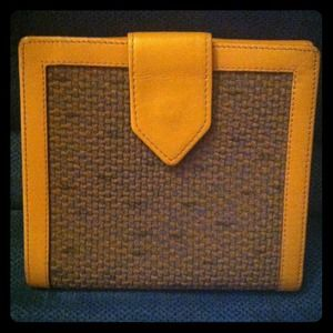 On sale! Yves Saint Laurent cute vintage wallet