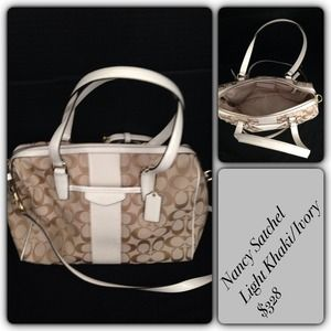 Coach Handbag/Crossbody