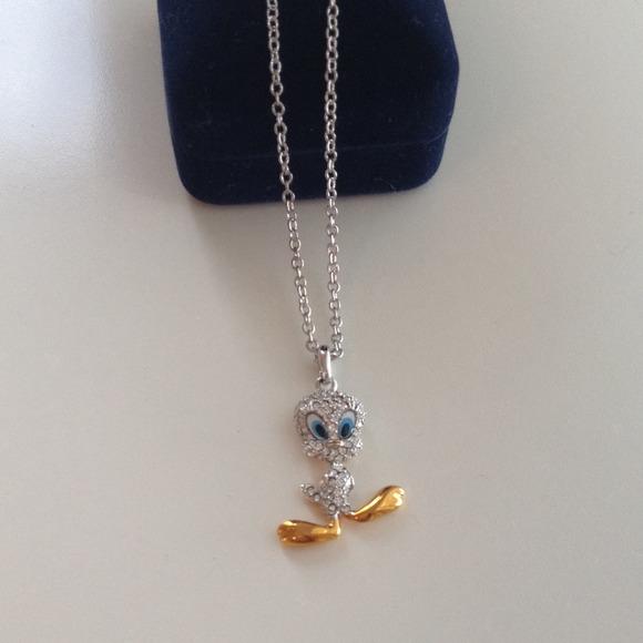 Tweety bird necklace OS from Emma s closet on Poshmark