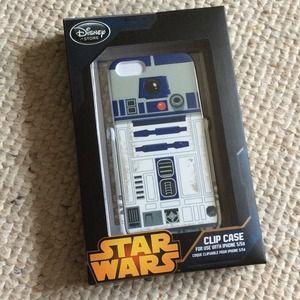 R2-D2 iPhone 5/5S Case - Star Wars NWT
