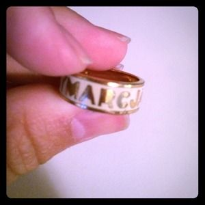 Marc Jacobs Gold Ring