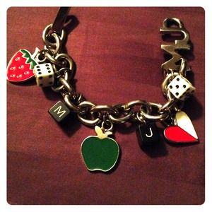Authetic marc jacobs bracelet