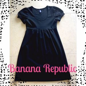 Banana Republic Dresses & Skirts - Black Banana Republic Dress