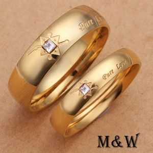 Jewelry - Lovers Pure Love Set Ring
