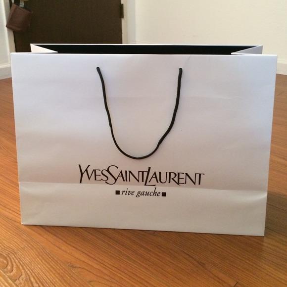 b044d2861e YSL Yves Saint Laurent Large Shopping Bag. M 5405427ca652b17533323781