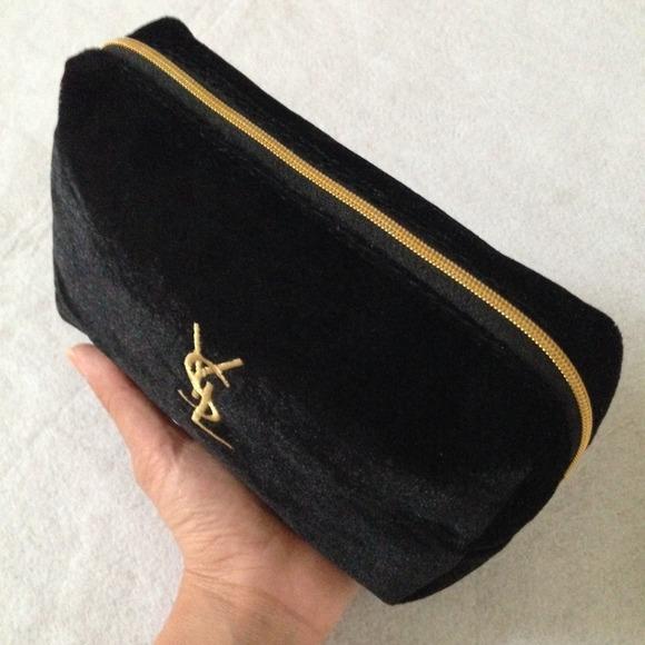 24% off Yves Saint Laurent Clutches \u0026amp; Wallets - YSL makeup bag ...