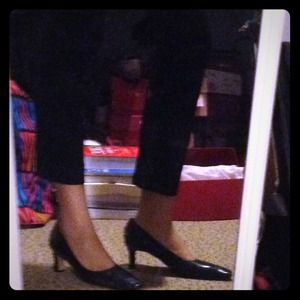 Chanel heels super classy