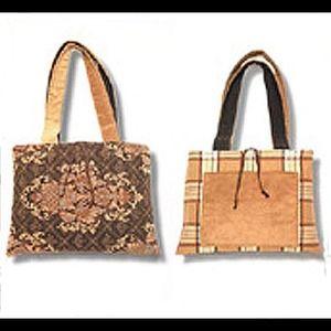 2a8659cf3d5b Real Monica Bags - Monica Lewinsky Reversible Tote Bag- Rare -SALE!