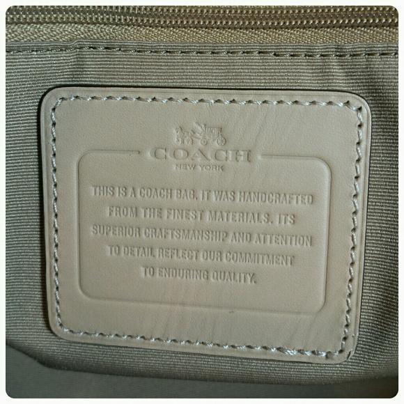 00d24caaac ... Coach Bags - New Coach Saffiano Leather satchel blue ...