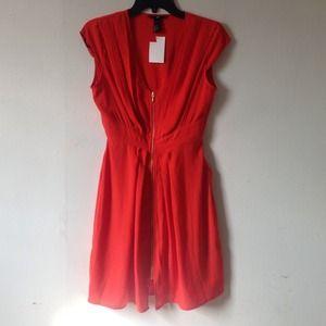 H&M Dresses & Skirts - Orange dress