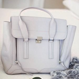 3.1 Phillip Lim pashli satchel in light grey