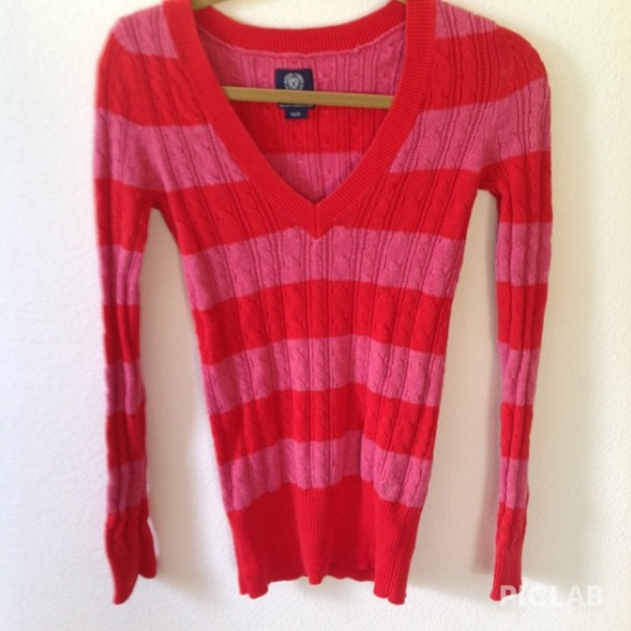 f2900a4db American Eagle Outfitters Sweaters - Clearance‼ American Eagle Striped  Sweater