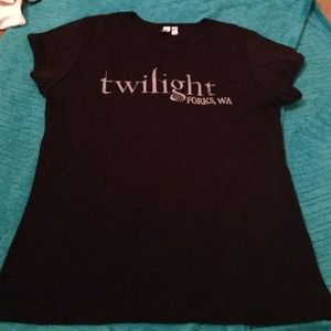 Tops - Twilight Saga Tee