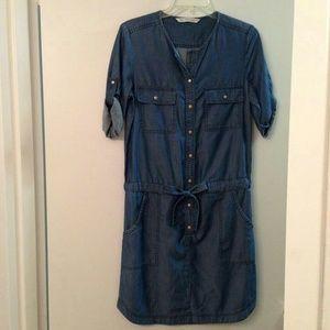Trina Turk Denim Dress