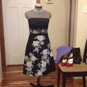 LOFT Dresses & Skirts - ❤️50% off the price❤️Ann Taylor floral dress