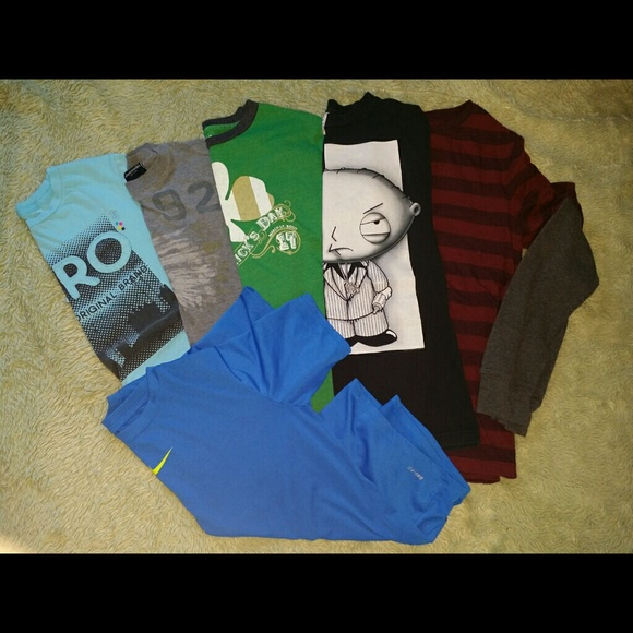 Boys clothes size 10 12