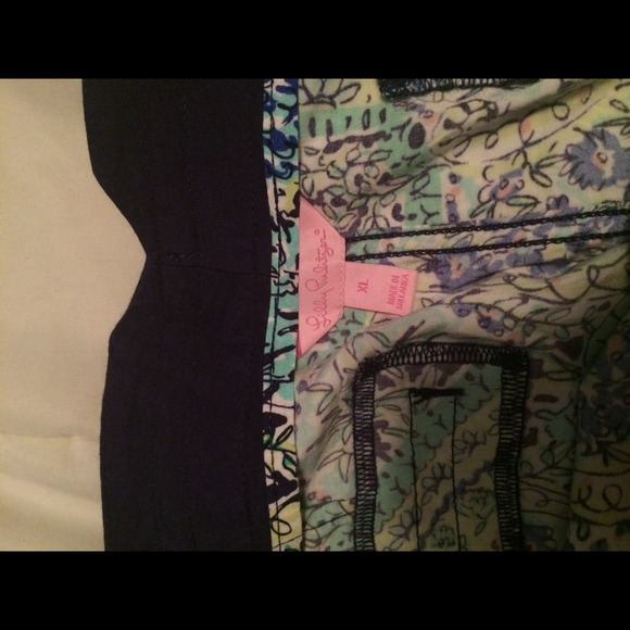 Lilly Pulitzer - Matyson Dress, Bright Navy Escape Artist - Women ...