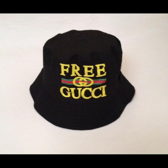 Accessories - Free Gucci Bucket Hat fdc23282c01