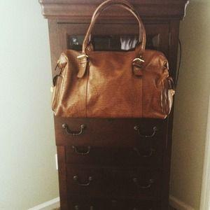 hermes birkin fake - 38% off Bueno of California Handbags - Bueno Of California Faux ...
