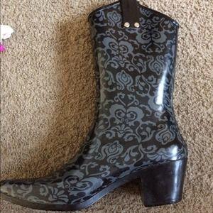 capelli Boots - Rain boots cowboy style!!