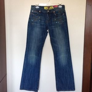 7 For All Mankind The Great China Wall Studded 29