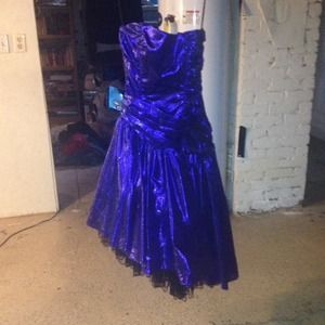 Dresses | 1989 Prom Dress | Poshmark