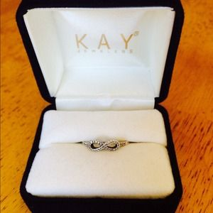 Kay Jewelers Jewelry - Diamond infinity band from Kays