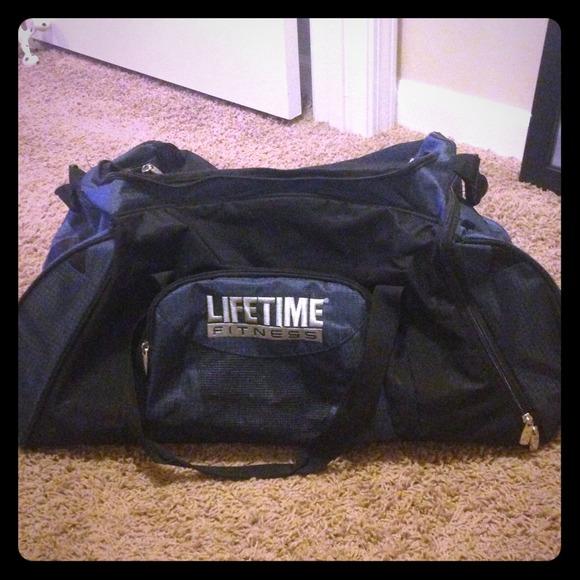 Lifetime Fitness Handbags Lifetime Fitness Gym Bag
