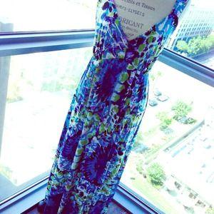 Gorgeous ECI Maxi Dress!