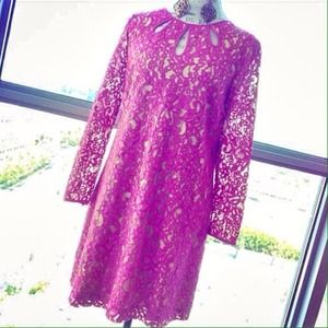 """Juicy Couture """"Winter Lace"""" Dress"""