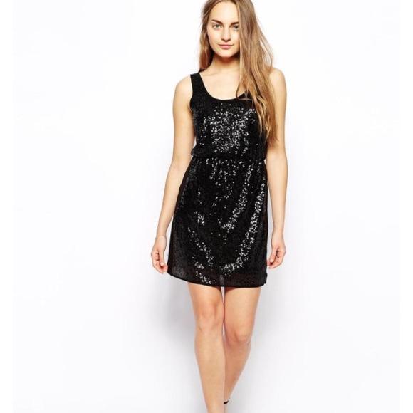 90 off vero moda dresses skirts vero moda black. Black Bedroom Furniture Sets. Home Design Ideas