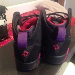 bd35dc633a51 Jordan Shoes - Air Jordan 7 VII Raptor 2012 release 4.5Y