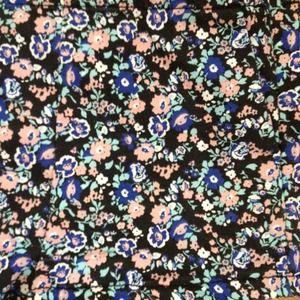 H&M Shorts - H&M High-Waist Floral Shorts