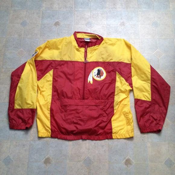 Jackets   Blazers - Vintage Apex One Washington Redskins Jacket 0bb4d8011