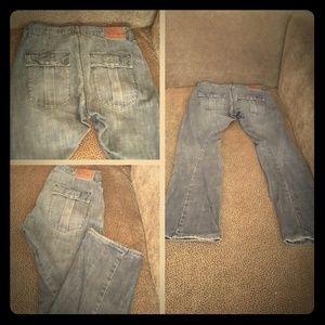 All Saints Black Jeans - #024