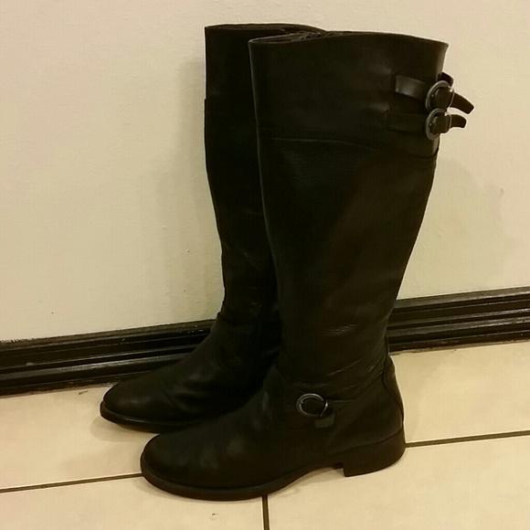 Aldo Riding Boots 75774 | IMGFLASH