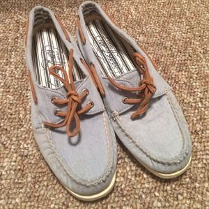 Brand new Sperry top-siders!