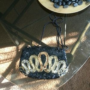 Carla Marchi evening clutch