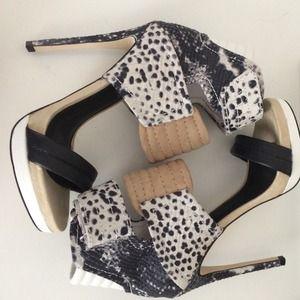 Brand New MIA Limited Edition Heel