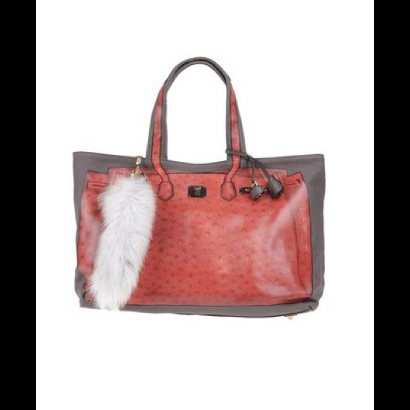 748c045bfbe v*73 Bags | Authenthic V73 Painted Canvas Tote Italian Made | Poshmark