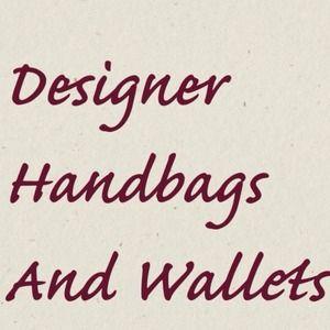 Handbags - Designer Handbags And Wallets