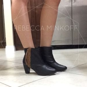 Rebecca Minkoff Mab Booties Fall Ready