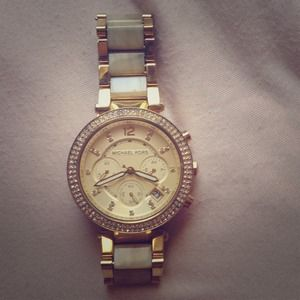 Jewelry - Micheal kors watch! REAL⌚️