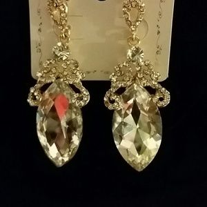 Jewelry - NWT Trendy earrings