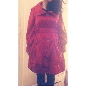 Zara trench coat!