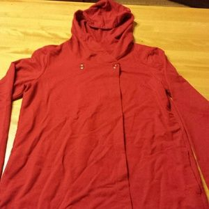Tops - Excellent condition hooded cardy top
