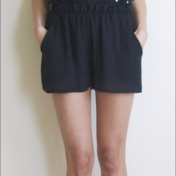 Tyche - Cute Black Shorts from Scj's closet on Poshmark
